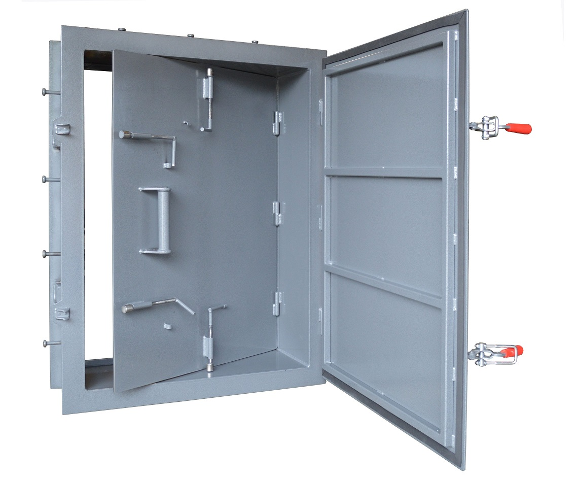 Safe Hatch Doors : Blast doors and hatches northwest shelter systems